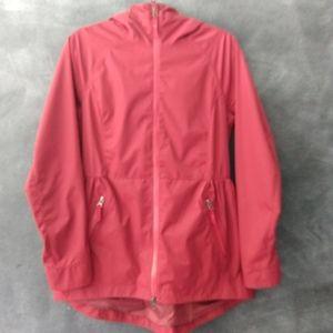 LULULEMON | Hooded Rain Windbreaker Jacket Parka